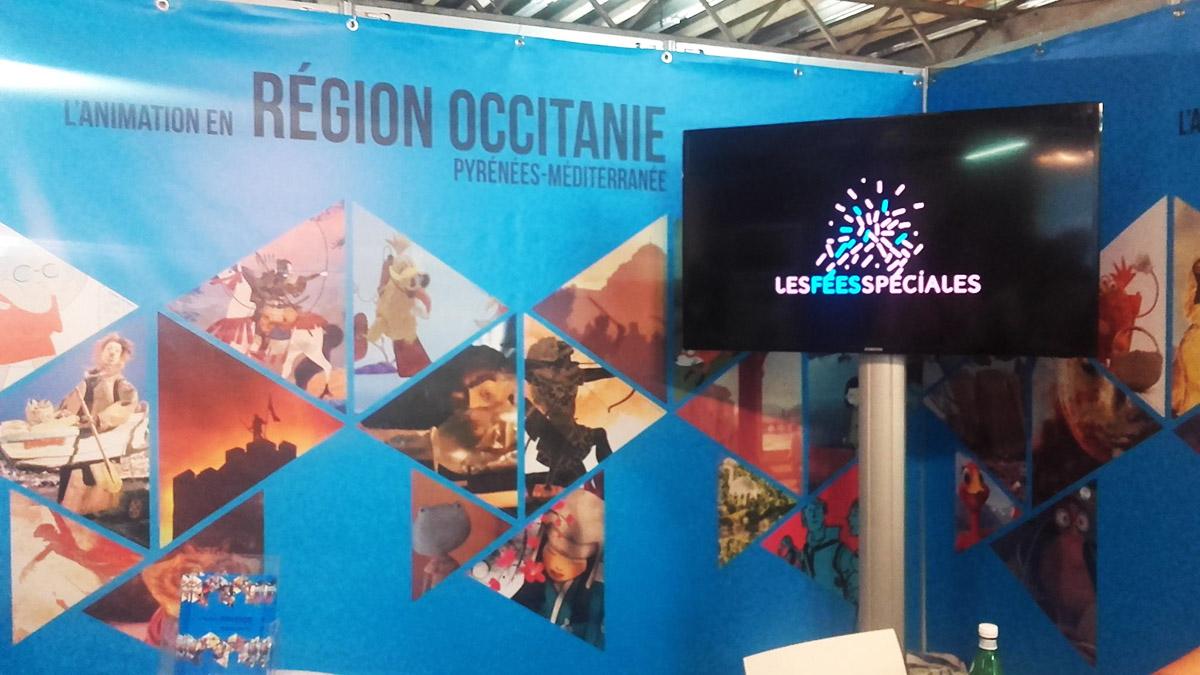 Le Stand Occitanie au MIFA