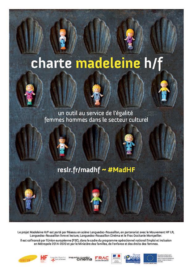Couverture de la charte Madeleine H/F